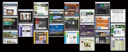 Professional websites - St. Petersburg, Gulfport, Largo, Clearwater, Pinellas Park, Tampa, and around the world